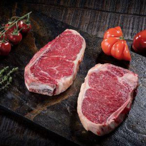 Rostbef steak z kością premium Black Angus