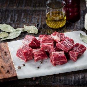 Trimming / mięso gulaszowe